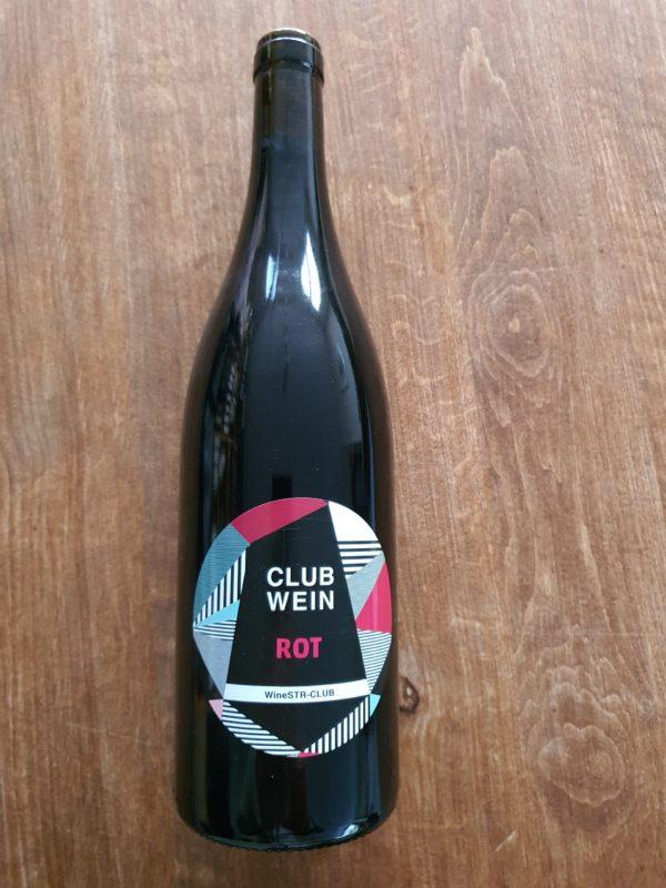 Clubwein rot